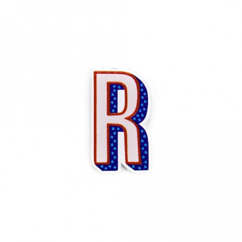 Pegatina letra R
